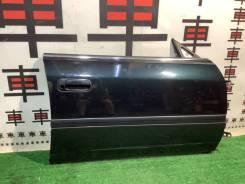 Дверь передняя правая Toyota Chaser 100 цвет 6N9 дефект некомплект
