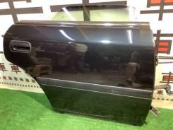 Дверь задняя правая Toyota Chaser 100 цвет 6N9 дефект #10675