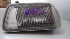 Туманка бамперная Nissan Cefiro. левая.63449L