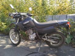 Yamaha XT 600, 2002