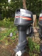 Yamaha 50 2003 год 2-такта L-нога Свежий привоз