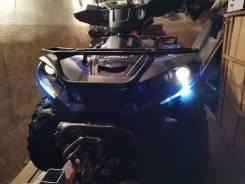 Linhai-Yamaha 300, 2018