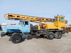 Бурильно-крановая машина БМ-811, 2007