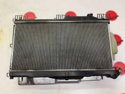 Радиатор основной с диффузором и вентиляторами Subaru Impreza GH8