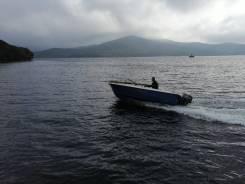 Моторная лодка Ямаха 40