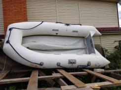 Продам лодку ПВХ Quick silver с мотором Сузуки 9.9