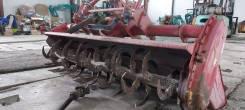 Почвенная фреза для трактора