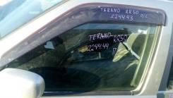 Стекло двери Nissan Terrano [803000W200] RR50 QD32, переднее левое