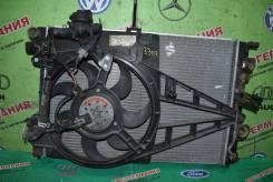 Радиатор охлаждения двигателя Opel Omega B 2.5L