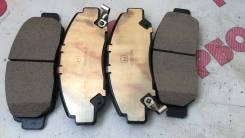 Колодки тормозные передние Honda Accord, CL8, CM3, CL7, CM2, CM1
