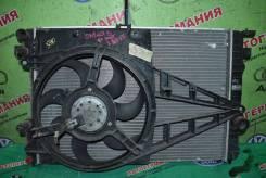 Вентилятор охлаждения радиатора Opel Omega B 2.5L