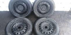 Комплект штампованных дисков Bridgestone