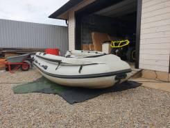 Моторная лодка Фрегат 390-F