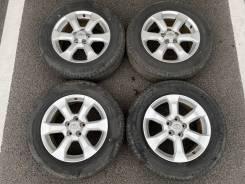 Оригинальные колёса на RAV 4