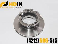Диск тормозной передний / Hyundai HD45-65 / Valeo(CN) (NG) 517615K301