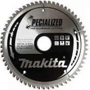 Диск пильный для алюминия, Makita 180x30/20/15.88x2.4x60T. В-35352