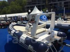 Лодки RIB (РИБ) с алюминиевым и пластиковым дном. Гарантия до 5 лет
