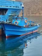 Продам рыбаловную шхуну