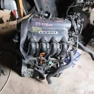 Контрактный двигатель Honda Fit GD1 2003г. L13A 8 кат.