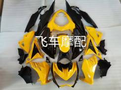 Комплект пластика Kawasaki Z 800 2013-2017