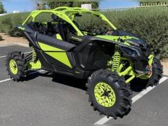 BRP Can-Am Maverick X3 X MR Turbo RR, 2020