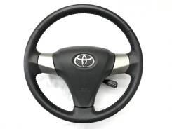 Оригинальный кожаный обод руля Toyota Estima 50