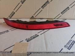 Противотуманка в бампер Porsche Cayenne