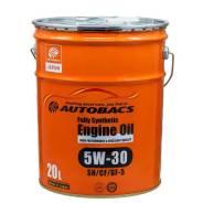 Моторное масло Autobacs 5W30 SN/CF/GF-5