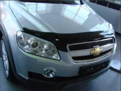 Chevrolet Captiva Winstorm 2006-2011 SIM Дефлектор капота (Мухобойка)