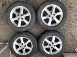 Диски литые Toyota Corolla R15