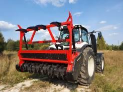 Навесной мульчер Prinoth M550m-2410 на трактор