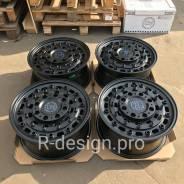Диски Black Rhino R17 6x139.7 Toyota Hilux LC Prado Tacoma Hummer H3