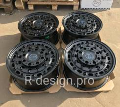Диски Black Rhino Armory R17 6x135 Ford Raptor F150
