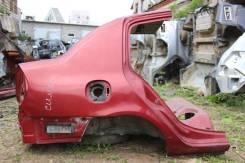 Крыло заднее правое Renault Symbol