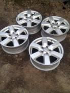 Оригинальные литые диски Nissan X-trail T31