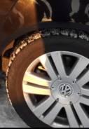 Комплект зимних шин на литье