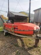 Продам лодку пвх Абакан 420 джет