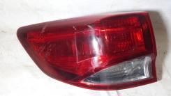 Фонарь задний левый внешний Acura MDX с 2014-2016