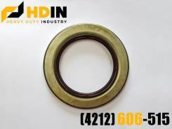 Сальник ступицы задней внутренний 80*122*10*18 / Hyundai HD65-78, County / POS (OEM) 528105K000