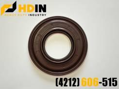 Сальник ступицы задней внешний 52*112*10.5*15.5 / Hyundai HD65-78 / POS (OEM) 528205K300
