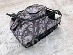 Мотобуксировщик(мотособака) Baltmotors Snowdog Standard Z15, 2019