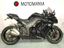 Kawasaki Ninja 1000, 2015