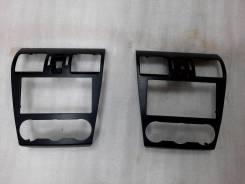 Рамка магнитолы Subaru Forester SJ