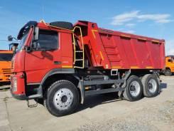 Volvo FM-Truck 6x6, 2014