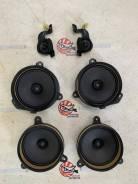 Комплект из 6 оригинал. динамиков в двери рест. Subaru Legacy BL5 #4