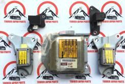 Комплект блоков airbag (Рестайлинг 1999г. ) MARK 2 Chaser Cresta JZX100