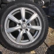 Колёса PRD 16x6,5 5x114,3 et39 Dunlop winter maxx 205/60R16