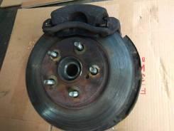 Передний суппорт с диском и ступицей Toyota Carina E
