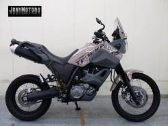 Yamaha XTZ 660 Tenere, 2009