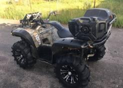 Yamaha Grizzly 700, 2015